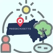 state of massachusetts in climate circle
