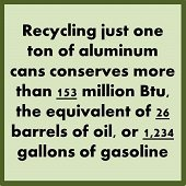 recycle fact