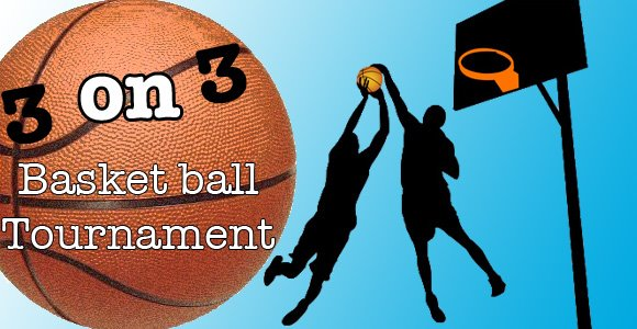 Adult 3 on 3 Tournament