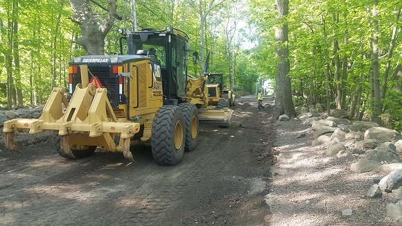 2017 paving operations