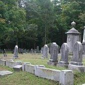 Farmers' burial ground