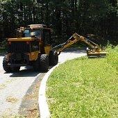 roadside mowing