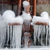 frozen meter