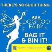 poo fairy sign