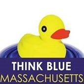 think blue massachusetts