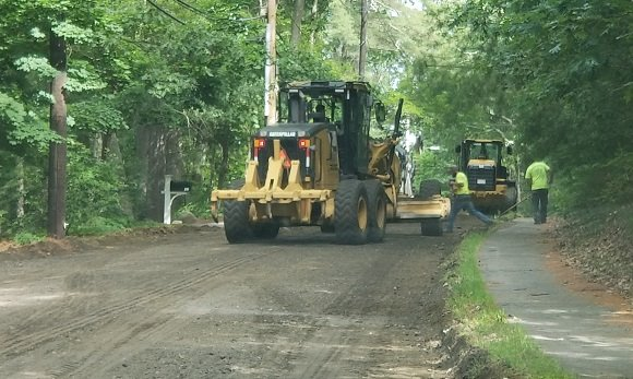 Concord Rd reconstruction