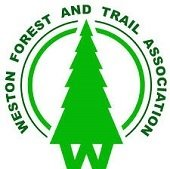 weston forest and trail association logo
