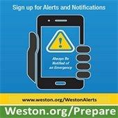 weston alerts