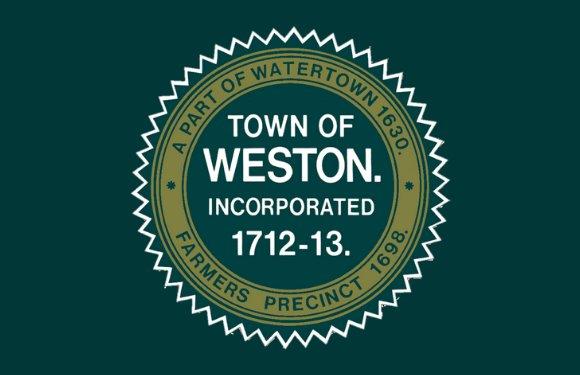 weston town seal