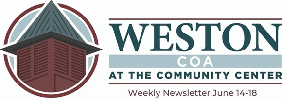 Weston COA Weekly June 14-18