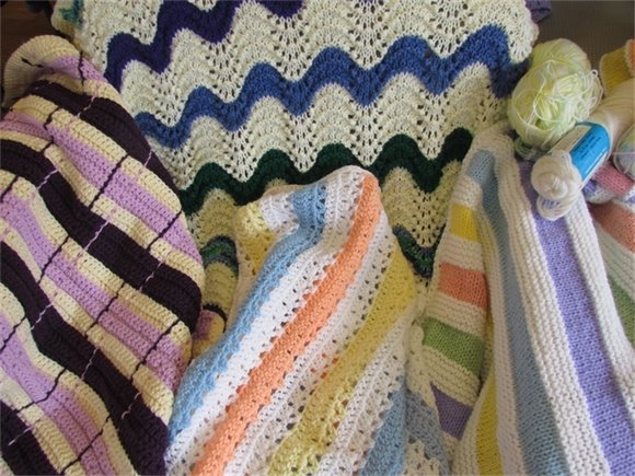Photo of blankets