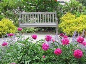 Paine Garden at the COA