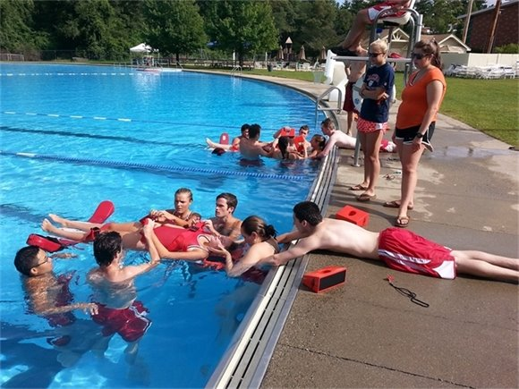 Become a certified lifeguard this summer!