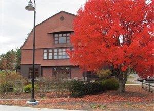Fall color at the COA