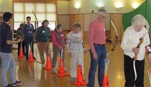 Weston's newest archers
