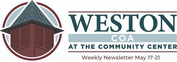 Weston COA weekly May 17-21