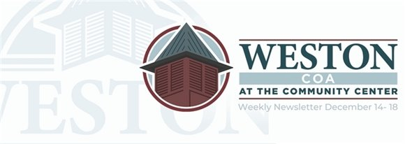 weston coa weekly newsletter