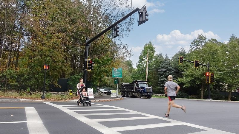 Route 30-Wellesley Street Intersection Safety Improvements