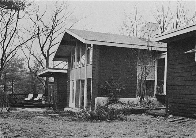 44 Spruce Hill Road (1967 photo)