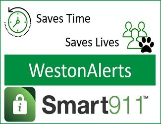 Smart911_WestonAlerts sign up