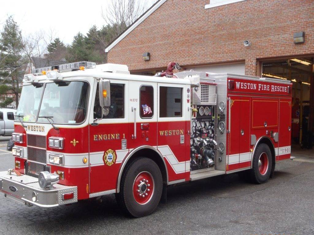 Engine 1  fire apparatus