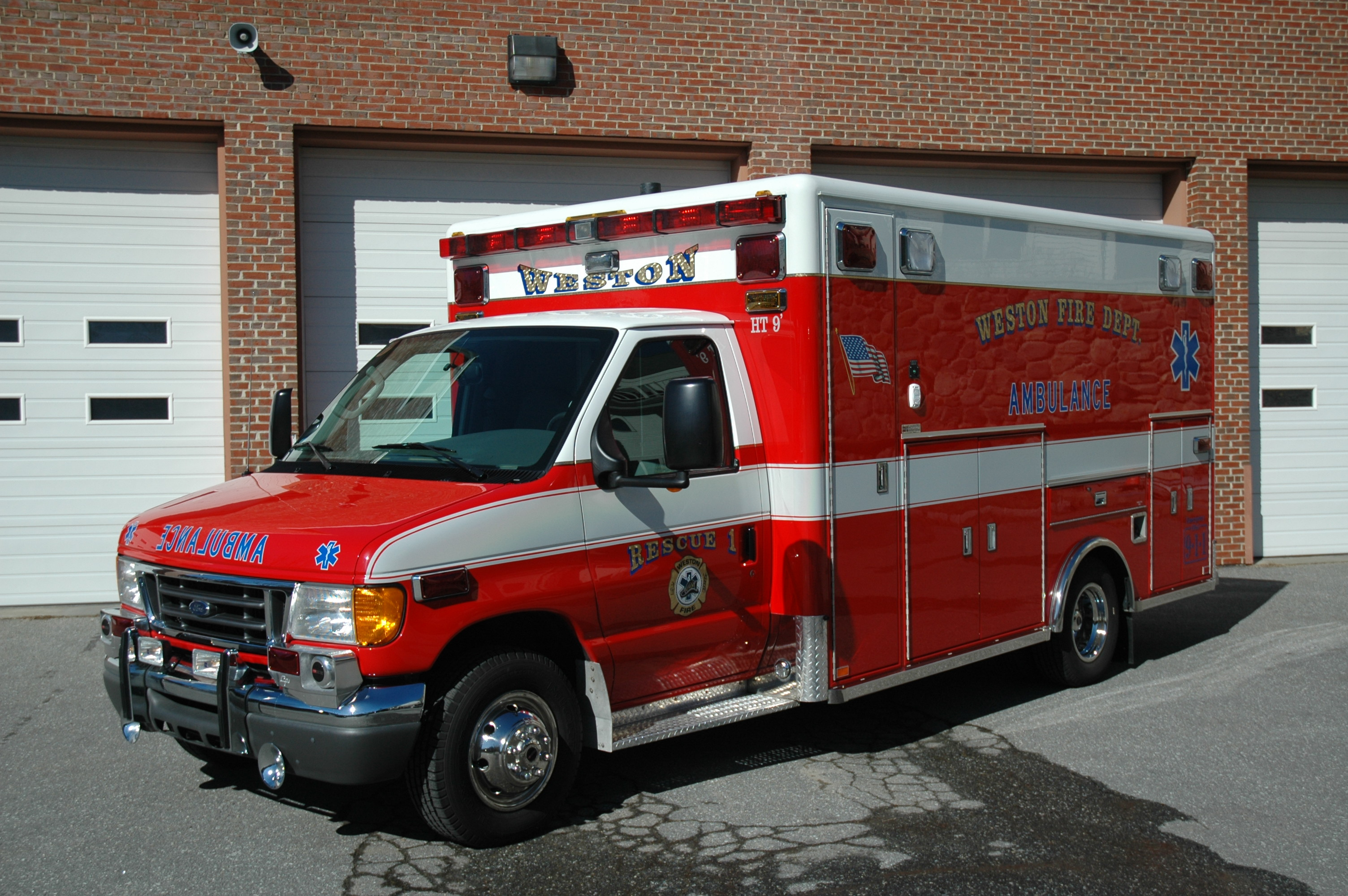 Rescue 1 Ambulance