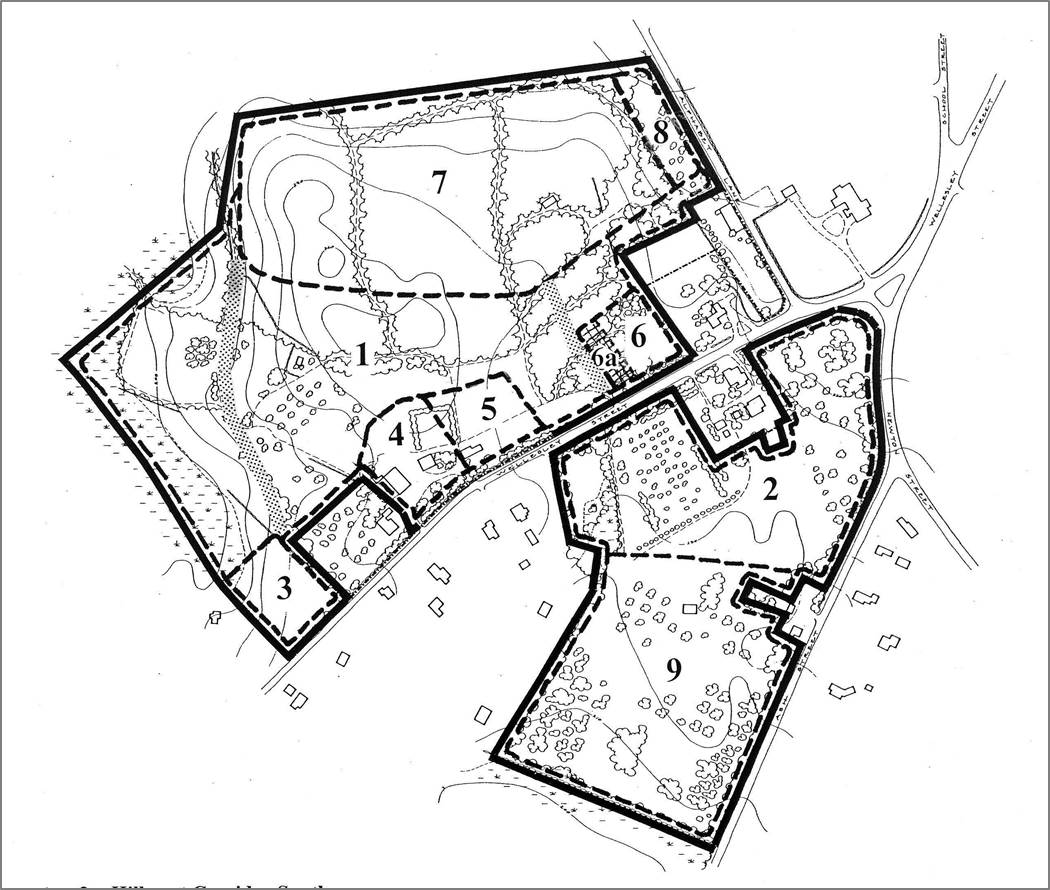 Case Estates parcel map 2006.jpg
